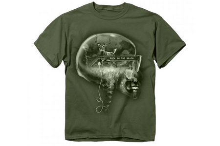 X-RAY BUCK TSHIRT