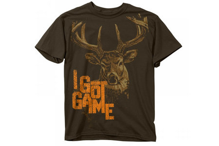 I GOT GAME T-SHIRT