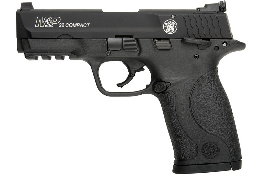 No. 18 Best Selling: SMITH AND WESSON MP22 22LR COMPACT WITH TACTICAL RAIL