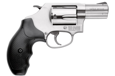SMITH AND WESSON Model 60 357 Mag/38 Special Satin Stainless Revolver (LE)