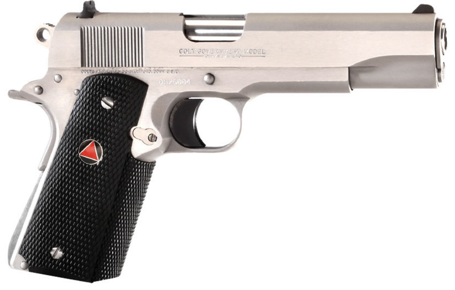 Colt Delta Elite 10mm Auto Government Model 1911 Pistol