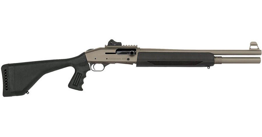No. 17 Best Selling: MOSSBERG 930 SPX 12 GA 8-SHOT PISTOL GRIP SHOTGUN