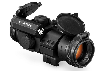 VORTEX OPTICS STRIKE FIRE II RED DOT 4 MOA RED/GREEN