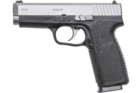 KAHR ARMS CT9 9MM STAINLESS 8+1