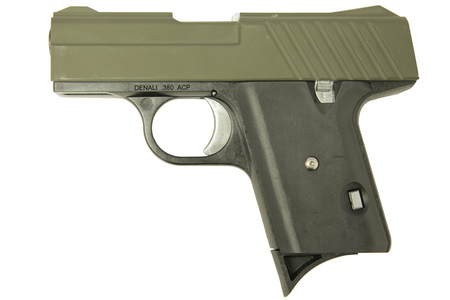 COBRA ENTERPRISE INC KODIAK DENALI 380 ACP OD GREEN PISTOL