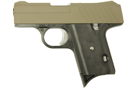 COBRA ENTERPRISE INC KODIAK DENALI 380ACP TACTICAL TAN PISTOL