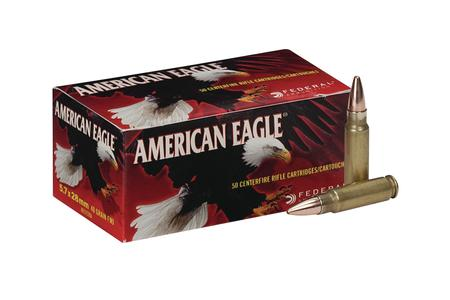 Federal 5.7x28mm 40gr FMJ American Eagle 50/Box