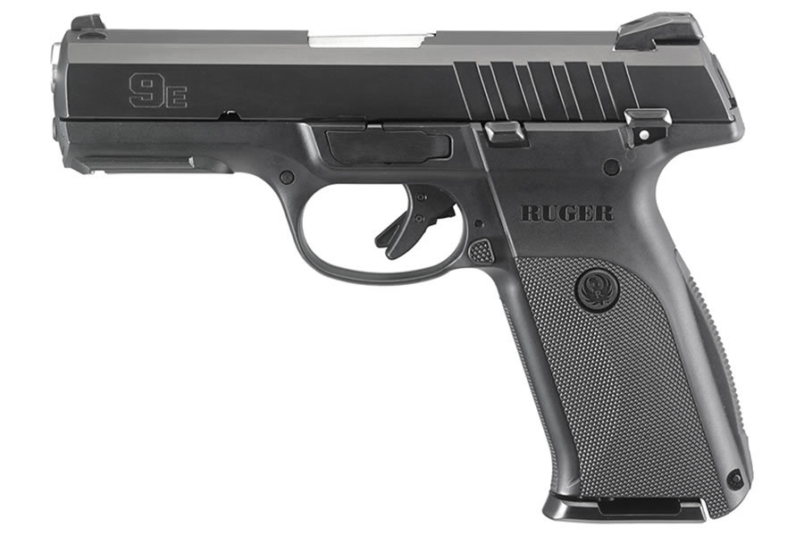 Ruger 9E 9mm Black Striker-Fired Pistol | Sportsman\'s Outdoor Superstore