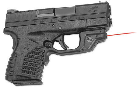 SPRINGFIELD XDS 3.3 SINGLE STACK 9MM WITH LASERGUARD