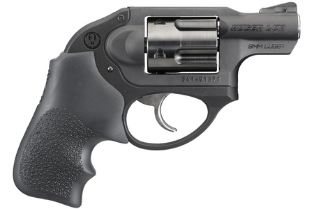 LCR 9MM DOUBLE ACTION REVOLVER