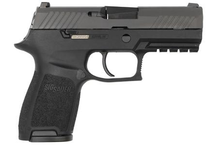 SIG SAUER P320 40SW COMPACT WITH NIGHT SIGHTS