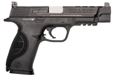 SMITH AND WESSON MP40L 40SW PERFORMANCE CENTER PORTED