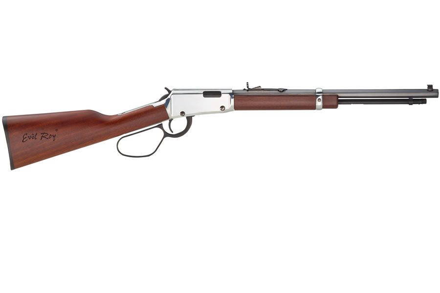 henry frontier 22 cal evil roy edition lever action octagon rifle w