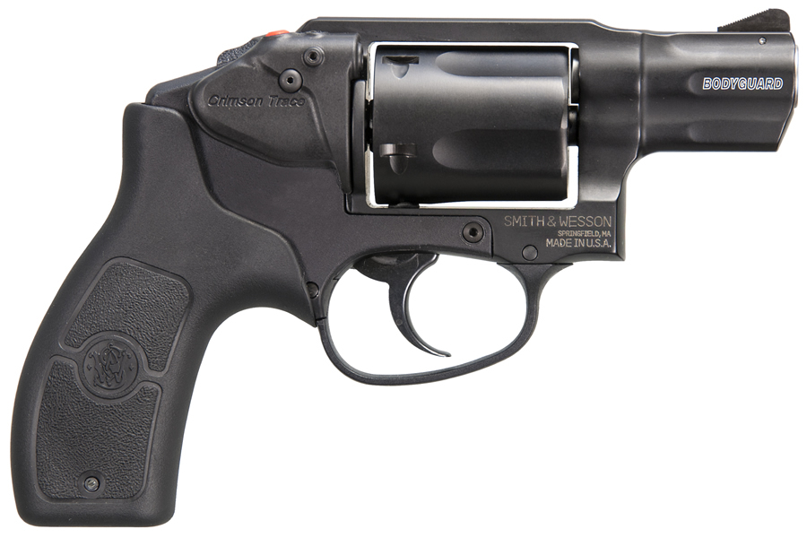 MP BODYGUARD 38 CRIMSON TRACE REVOLVER