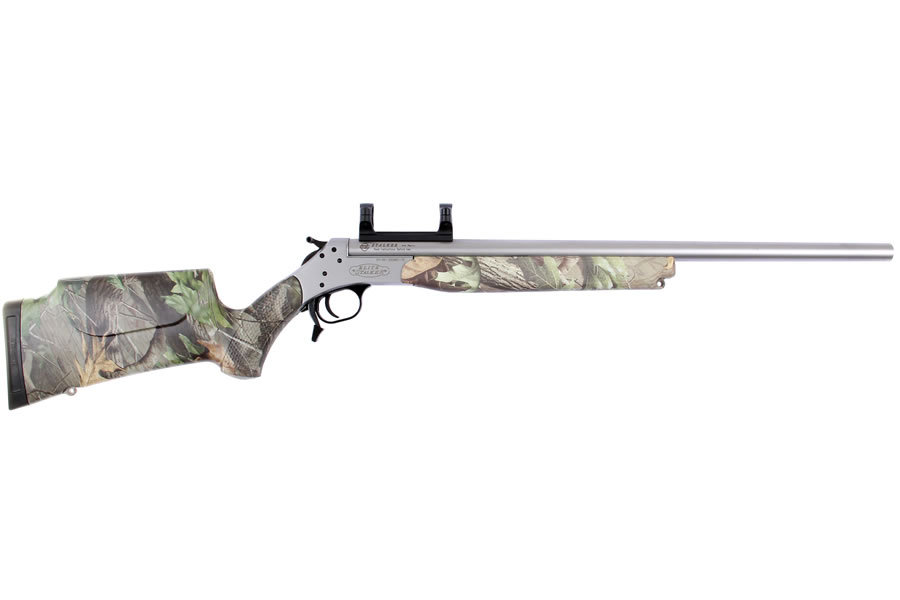 Cva Inc Elite Stalker 45 70 Stainless Steel Camo Vance