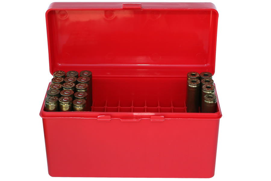 Ammo Box, 60-Round Flip-Top 270WIN 30-06