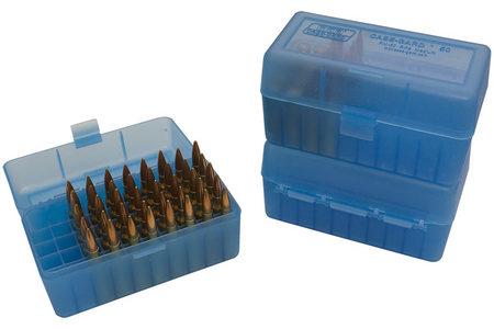 AMMO BOX 50 ROUND FLIP-TOP 223 204 RUG
