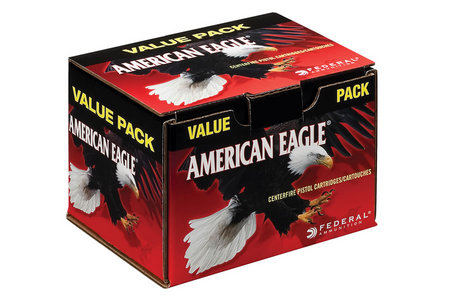 Federal Ammunition 45 Auto 230 gr FMJ American Eagle 100/Box