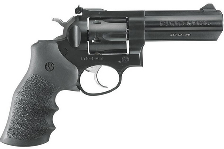 RUGER GP100 357 MAG 4-INCH BARREL BLUED FINISH