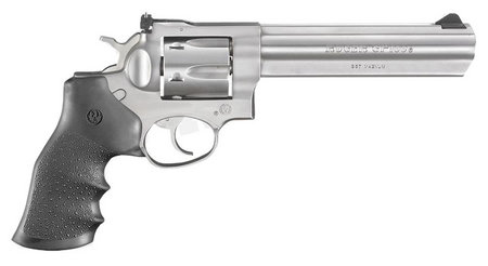 RUGER GP100 357 Magnum Stainless Revolver with 6-Inch Barrel