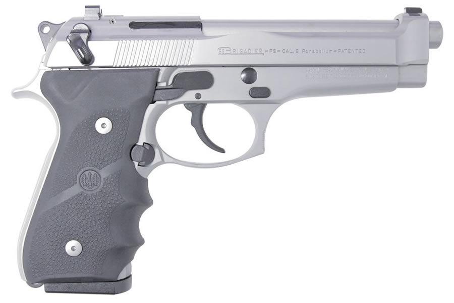 92FS Brigadier Inox 9mm Centerfire Pistol