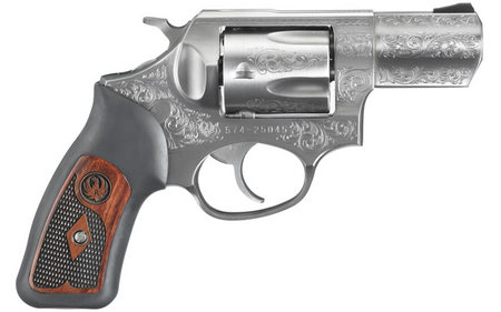 RUGER SP101 357MAG STAINLESS ENG