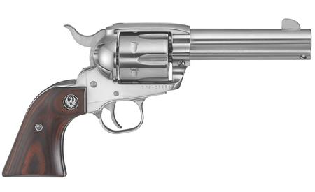 RUGER VAQUERO 357 MAG STAINLESS 4.62``