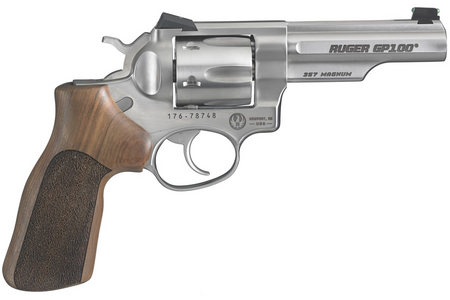 RUGER GP100 MATCH CHAMPION .357 MAG REVOLVER