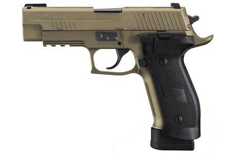 SIG SAUER P226 9MM FDE SLITE SRT TACOPS