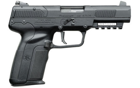 FNH FIVE-SEVEN 5.7X28 BLK ADJ. SIGHTS