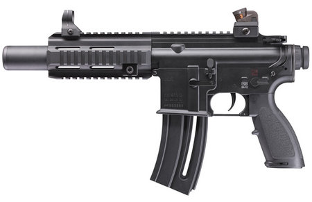 WALTHER HK 416 22LR RIMFIRE PISTOL