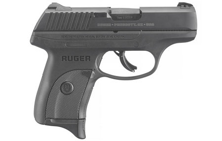 RUGER LC9S PRO 9MM LUGER NO MANUAL SAFETY