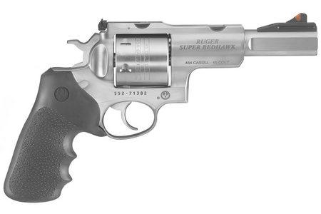RUGER SUPER REDHAWK 454 CASULL/45COLT