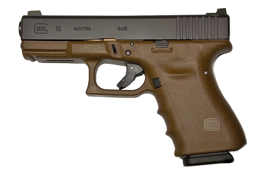 Xdm Tactical 9mm Tactical 9mm Fde Pistol