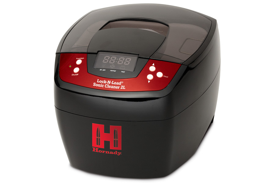 HORNADY SONIC CLEANER II H (2 LITER HEATED)