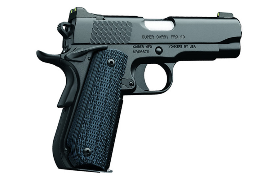 SUPER CARRY PRO HD 45 ACP PISTOL