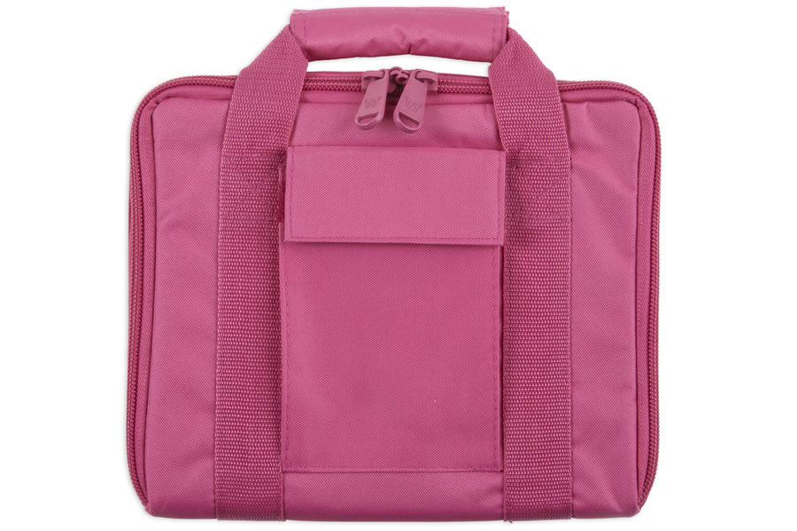 PINK CASE FOR 11 INCH SINGLE PISTOL