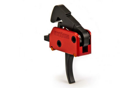 AR15 SINGLE STAGE CURVED TRIGGER 4.5 LBS