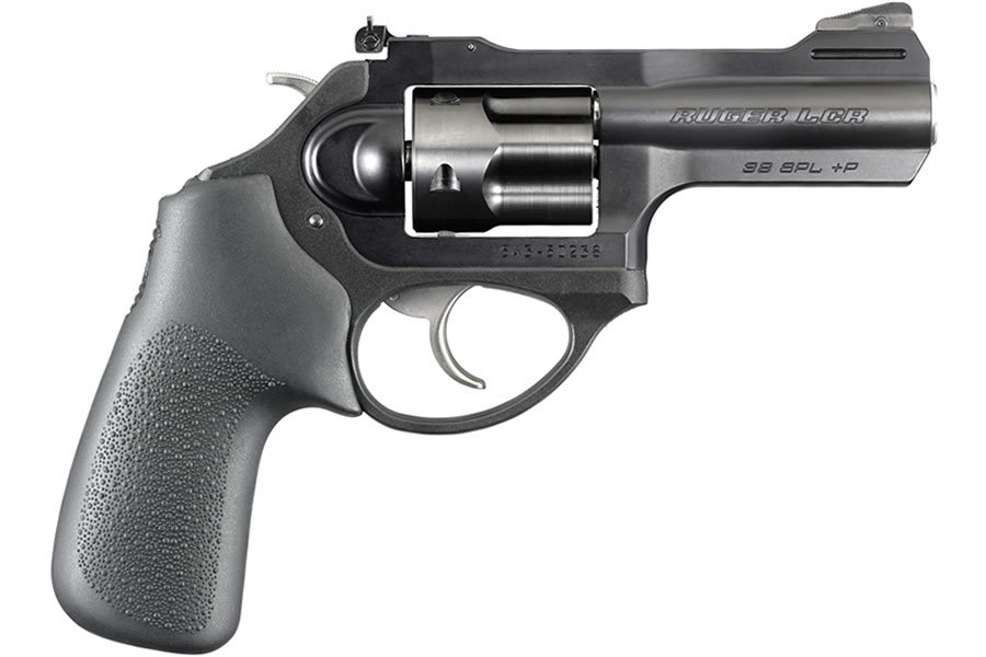 Ruger Lcrx 38 Special P Double Action Revolver With 3
