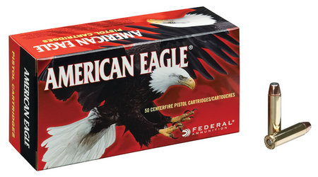 FEDERAL AMMUNITION 38 Super +P 115 gr JHP American Eagle 50/Box