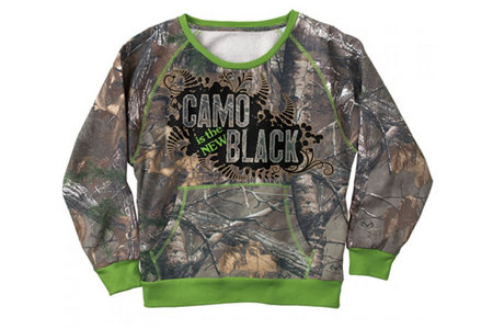 CAMO IS THE NEW BLACK