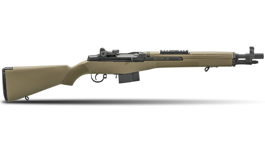 Springfield m1a stock options