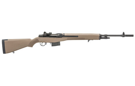 SPRINGFIELD M1A STANDARD 308 W/ FDE COMPOSITE STOCK