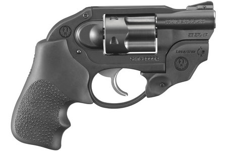 RUGER LCR 38 SPECIAL WITH LASERMAX LASER