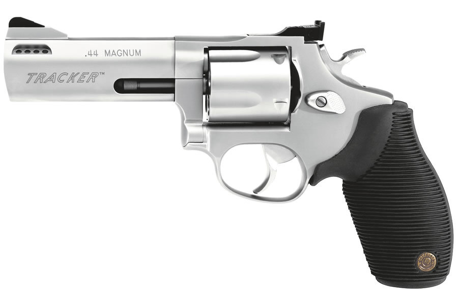 taurus tracker 44 magnum stainless revolver 4 inch. Black Bedroom Furniture Sets. Home Design Ideas