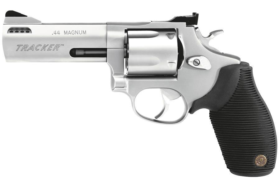 taurus tracker 44 magnum stainless revolver 4 inch. Black Bedroom Furniture Sets. Home Design Ideas