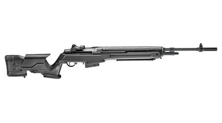 SPRINGFIELD M1A PRECISION BLACK CARBON STEEL