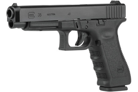 GLOCK 35 40SW 15RD FIXED SIGHTS (GEN3)