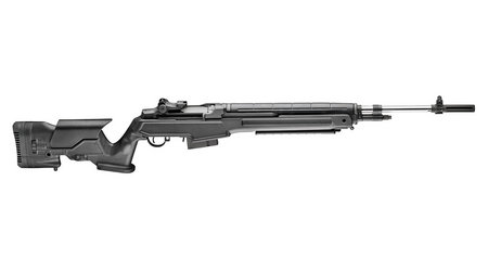 SPRINGFIELD M1A PRECISION BLACK STAINLESS