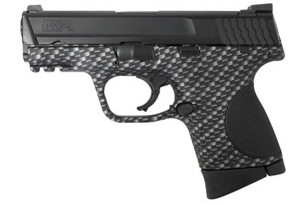 SMITH AND WESSON MP9C 9MM CARBON FIBER PISTOL